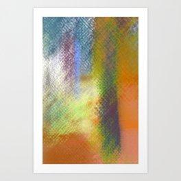 Negative 12 Art Print