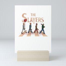 the slayers Mini Art Print