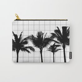 Grid Tree Carry-All Pouch