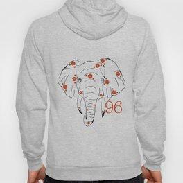 96 Elephants Hoody