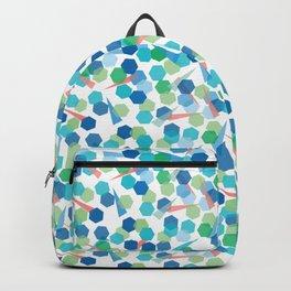 Tissue Confetti Backpack
