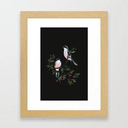 Let Us Look On Framed Art Print