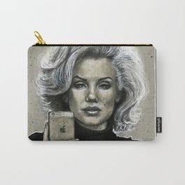 Marilyn Selfie Carry-All Pouch