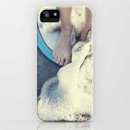 toes on the nose  iPhone Case