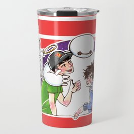 Satisfied With your Care Travel Mug