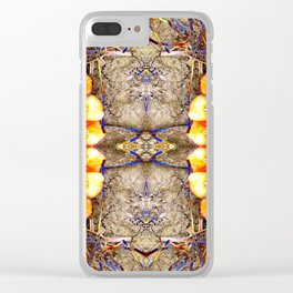 Ground Alter Clear iPhone Case