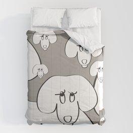 Animal Testing - Really people? Comforters