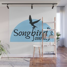 Songbird's Journey Wall Mural
