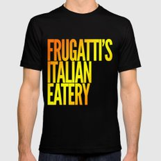 Frugatti's shirt Black MEDIUM Mens Fitted Tee