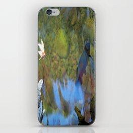 Mystic Waters iPhone Skin
