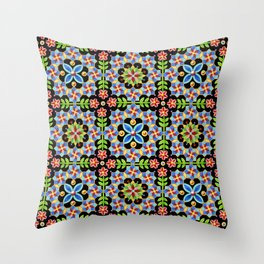 Decorative Gothic Revival Throw Pillow