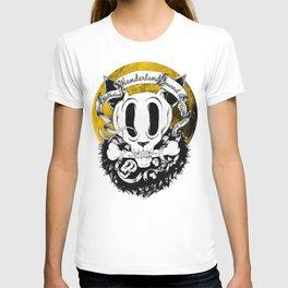 Dog skull T-shirt