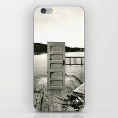 A Gloucester Door iPhone & iPod Skin