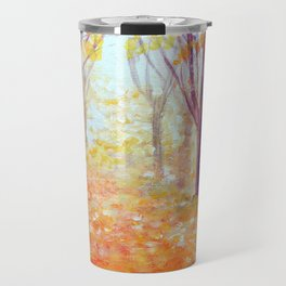 Where Has My Love Gone ~ Colors of Fall Travel Mug
