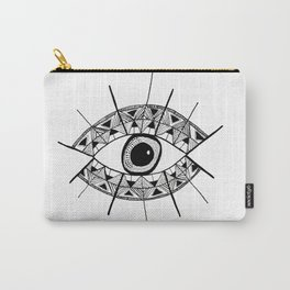 Eyes Wide Open Carry-All Pouch