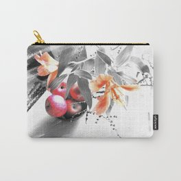apples and lilies Carry-All Pouch