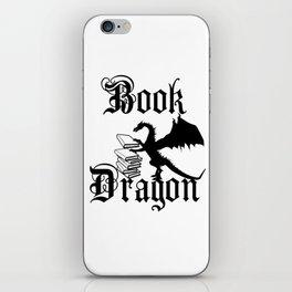 Book Dragon iPhone Skin