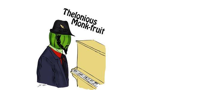 thelonious monk-fruit Coffee Mug