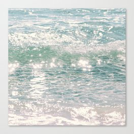 Destin Sparkles Canvas Print