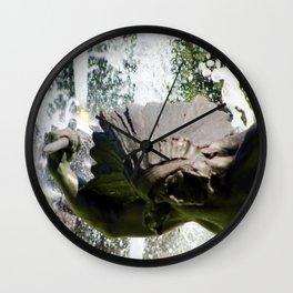 JC Nichols Fountain Indian Wall Clock