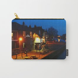 By the Riverside Carry-All Pouch