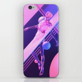 Accept iPhone Skin
