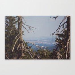 Brocken View II Canvas Print