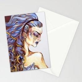 Final Fantasy X- Shiva Stationery Cards