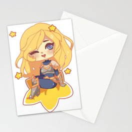 Lux chibi Stationery Cards