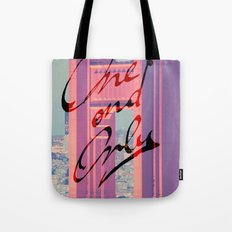 One and Only - San Francisco - Tote Bag