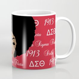 DeltaSigma Theta Coffee Mug