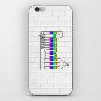 fandom iPhone & iPod Skins featuring FANDOM by Jessica Jimerson