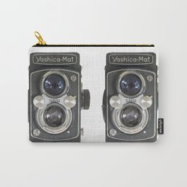Yashica-Mat twin lens reflex Carry-All Pouch