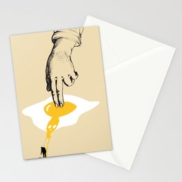 italian cousine I Stationery Cards