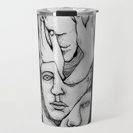 lust Travel Mug