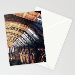 London Natural History Museum  Stationery Cards