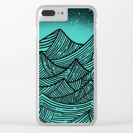 The Otherside Clear iPhone Case