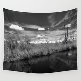 Cypress Cemetery Wall Tapestry