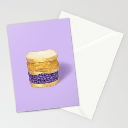 PB & Jelly Beans Stationery Cards