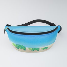 Three turtles Fanny Pack