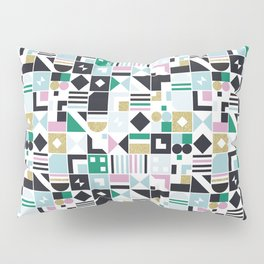 Squarely Pillow Sham