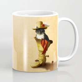 Little Puss in Boots Coffee Mug