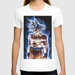 Goku ultra instinct - Selfish doctrine T-shirt