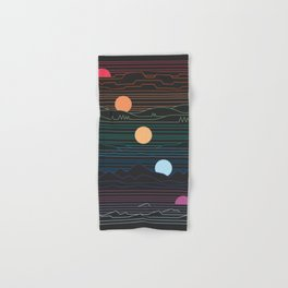 Many Lands Under One Sun Hand & Bath Towel