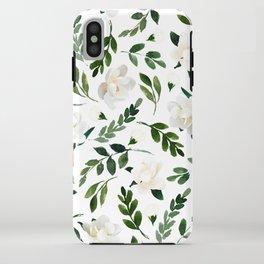 Magnolia Tree iPhone Case