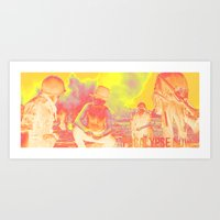 apocalypse now Art Prints featuring Apocalypse Now by Gully Foyle