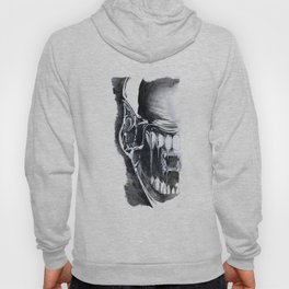 Alien Face. Hoody