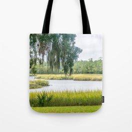 By the Bayou Tote Bag