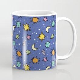 Spatial Pattern Coffee Mug