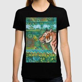 Tiger Mosaic T-shirt